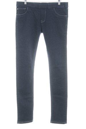 Cross Slim Jeans dunkelblau Business-Look