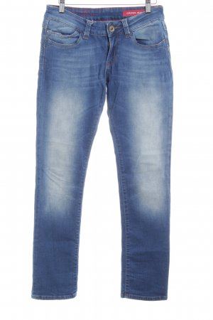 Cross Slim Jeans stahlblau Casual-Look