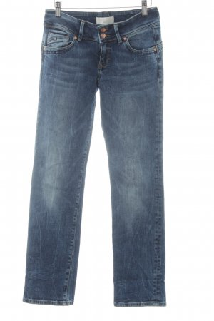 Cross Slim Jeans steel blue casual look