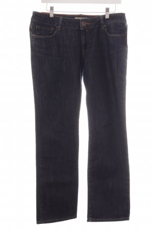 Cross Straight-Leg Jeans dunkelblau Casual-Look