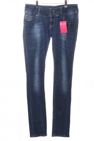 Cross Stretch Jeans blue casual look