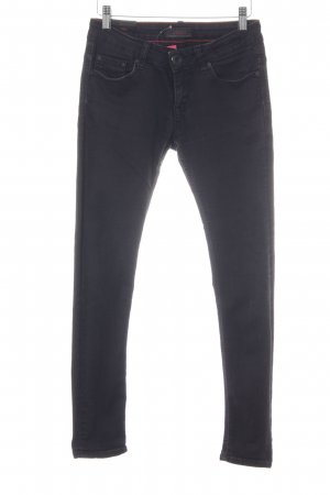 Cross Stretch Jeans black casual look