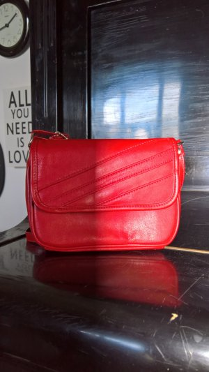 Mini Bag red-neon red