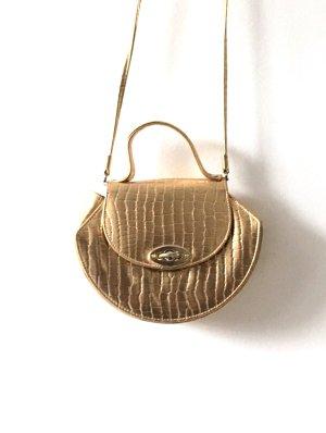 Crossbody/ Tasche aus Gold Farbe