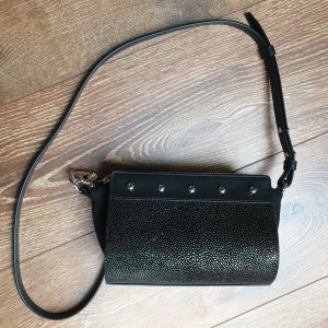 Alexander Wang Crossbody bag black-dark green
