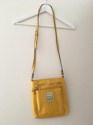 Calvin Klein Borsa a spalla giallo