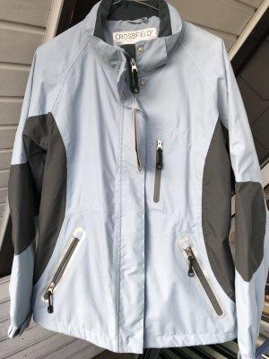 Cross Outdoor Jacket azure-black