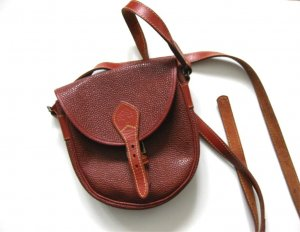 Crossover saddle Bag