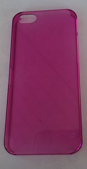 Crystal Case *Apple iPhone 5 / 5S* Pink