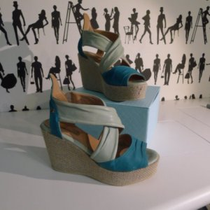 CUBANAS superbequeme Wedges!
