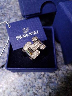 Cube Ring Swarowski Gr.55 OVP