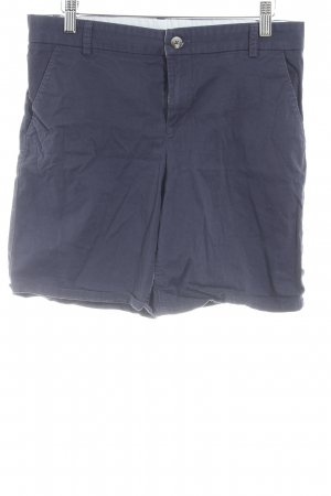 Cubus Hot Pants dunkelblau schlichter Stil
