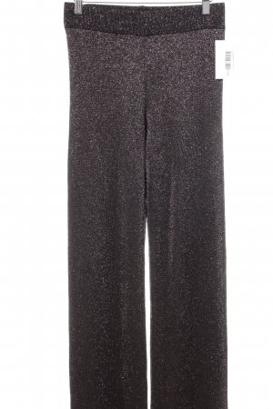 Cubus Sweat Pants blackberry-red wet-look