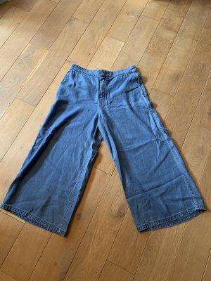 Set Culottes blue