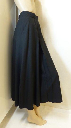 Apart Impressions Pantalone culotte nero Tessuto misto