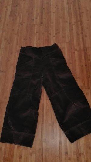 Jackpot Pantalone culotte marrone Cotone