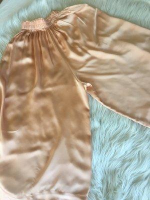 H&M Pantalone culotte albicocca