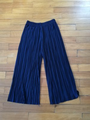 Culottes donkerblauw
