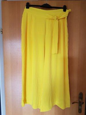 Culotte in sonnengelb # leicht u super angenehm zu tragen #