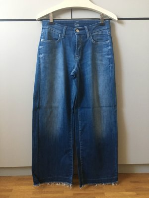 Cambio Jeans Hoge taille jeans donkerblauw Katoen
