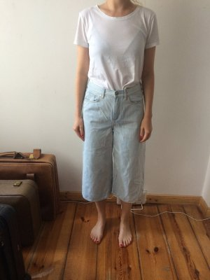 Culotte, Jeans, helle Waschung, COS