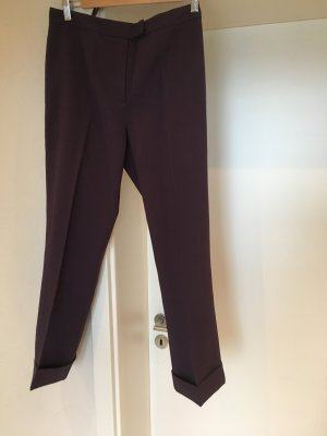Chaloc Culottes brown violet