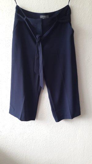 Primark Falda pantalón de pernera ancha azul oscuro