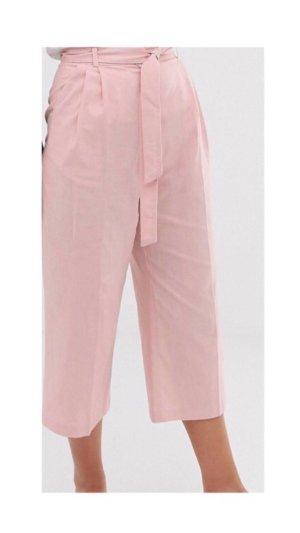 Asos Pantalone culotte rosa pallido-rosa chiaro