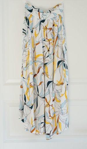 Bruuns bazaar Pantalone culotte multicolore