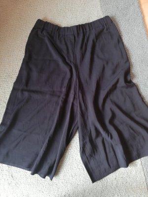 Marc O'Polo Pantalone culotte nero-blu scuro