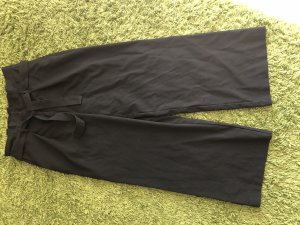 Only Culottes black cotton