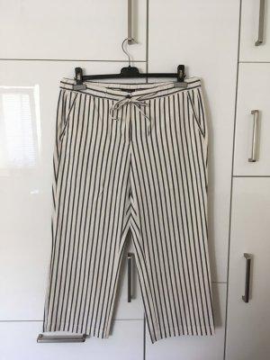 Opus Pantalone culotte bianco-blu