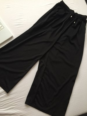 Culottes black