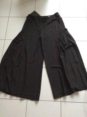 Heine Pantalone culotte nero