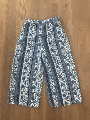 H&M Divided Pantalone culotte multicolore