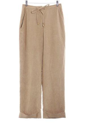 Culottes camel Street-Fashion-Look