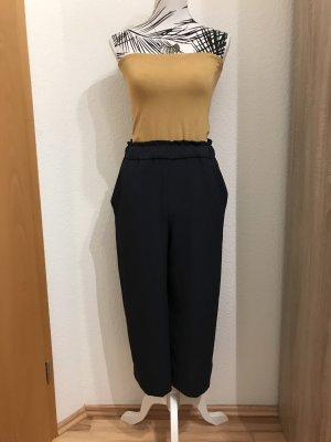 H&M Culotte bleu foncé