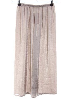 Culottes graubraun Casual-Look
