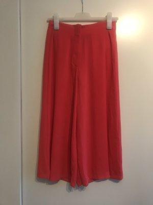 Zara Culotte rouge