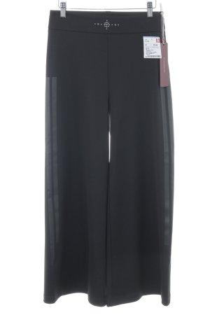 Culottes schwarz Elegant