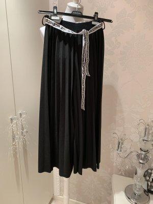 Culottes schwarz mit gummi oben Bund einheitsgrösse neu