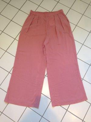 Samsøe & samsøe Pantalone culotte rosa antico Viscosa