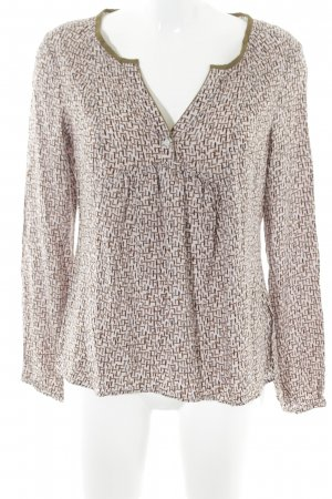 Culture Shirt Blouse abstract pattern casual look