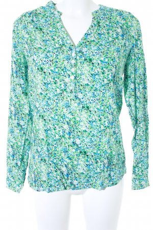 Culture Hemd-Bluse abstraktes Muster Casual-Look