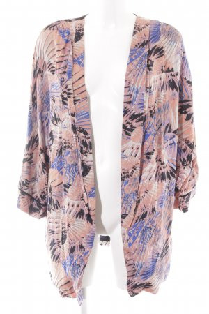 Culture Kimono abstract pattern casual look