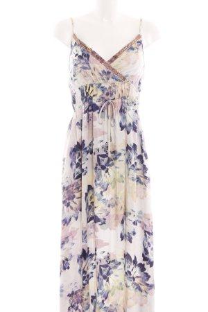Culture Maxi Dress flower pattern casual look