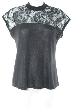 Culture Shirttunika schwarz Elegant