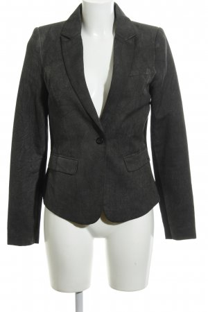 Culture Sweatblazer schwarz Business-Look