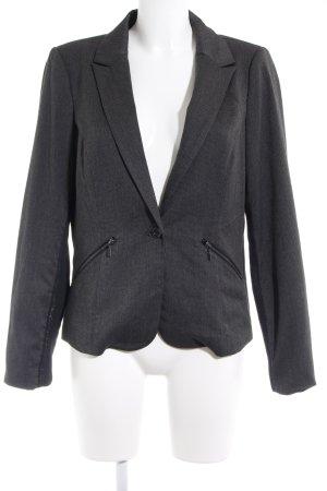 Culture Sweat Blazer dark grey-black simple style