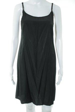 Culture Pinafore dress black casual look